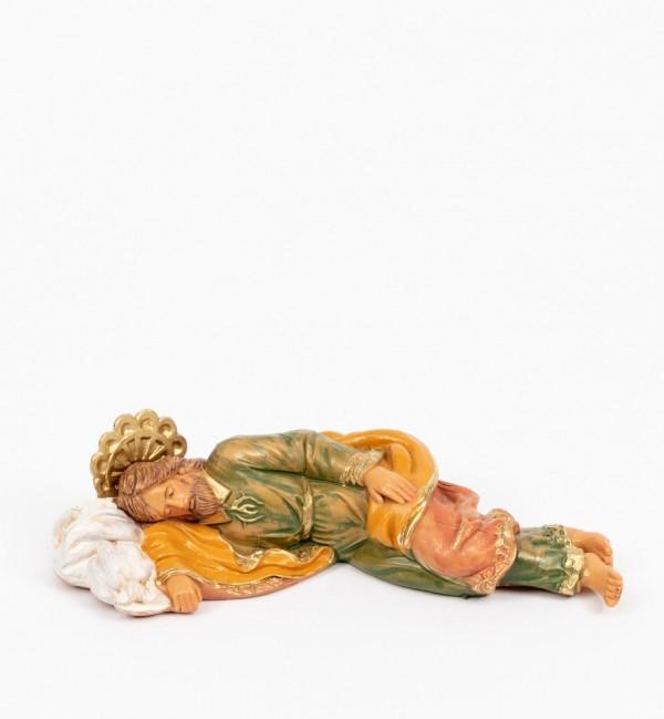 Saint-Joseph endormi (246), H 12 cm