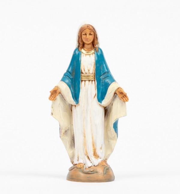 Sainte Vierge (255), H 11 cm