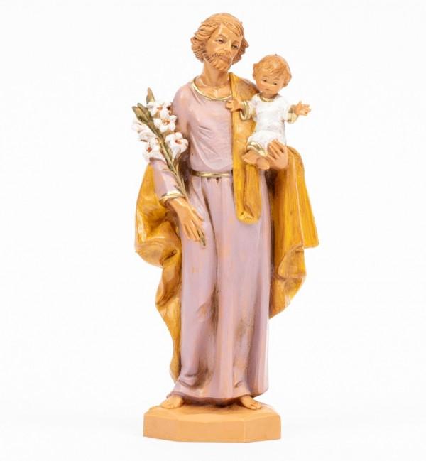 Saint-Joseph (657), H 17 cm
