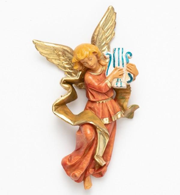 Ange avec une lyre (668), H 11 cm
