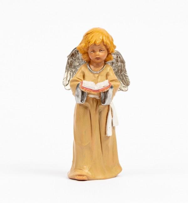 Ange avec un livre (838), H 15 cm
