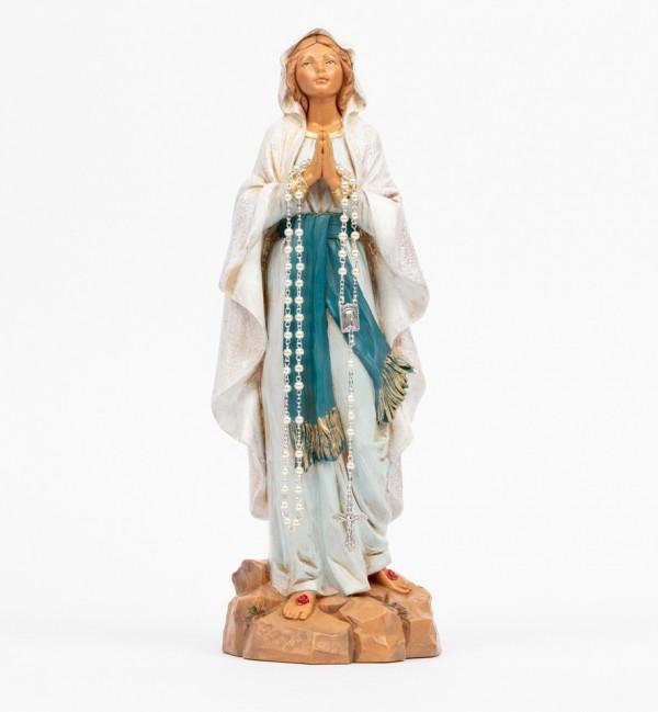 Sainte Vierge de Lourdes (882), H 31 cm
