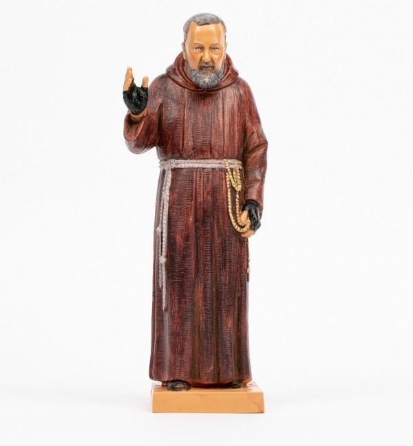 Padre Pio (891), H 30 cm