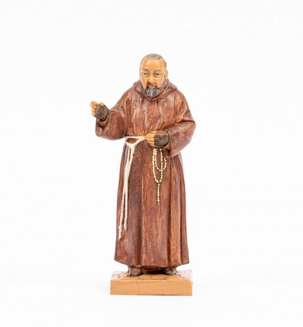 Padre Pio (1108), H 18 cm
