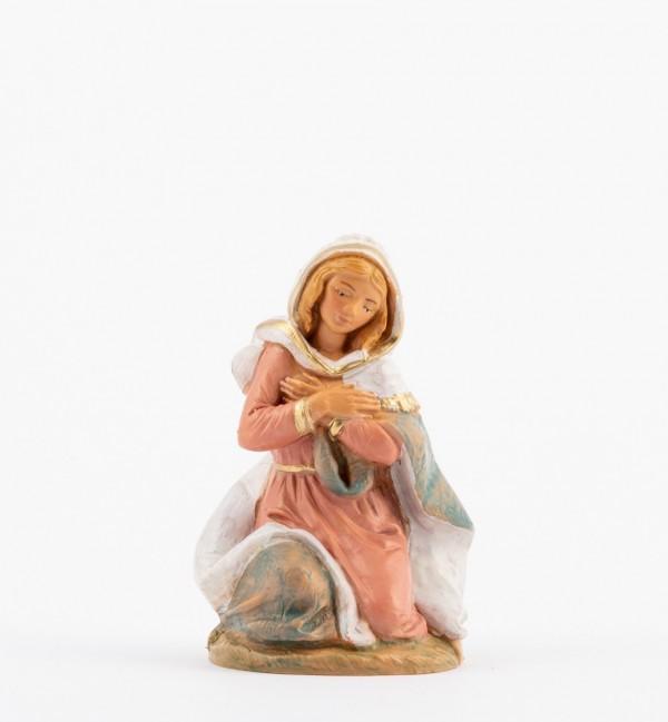 Sainte Vierge pour crèche 9,5 cm